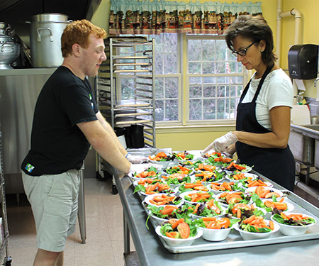 Culinary instruction - private special ed school in Parlin NJ - New Road School